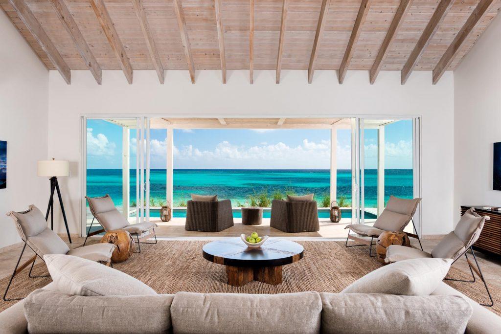 4 Bedroom Beachfront Villa