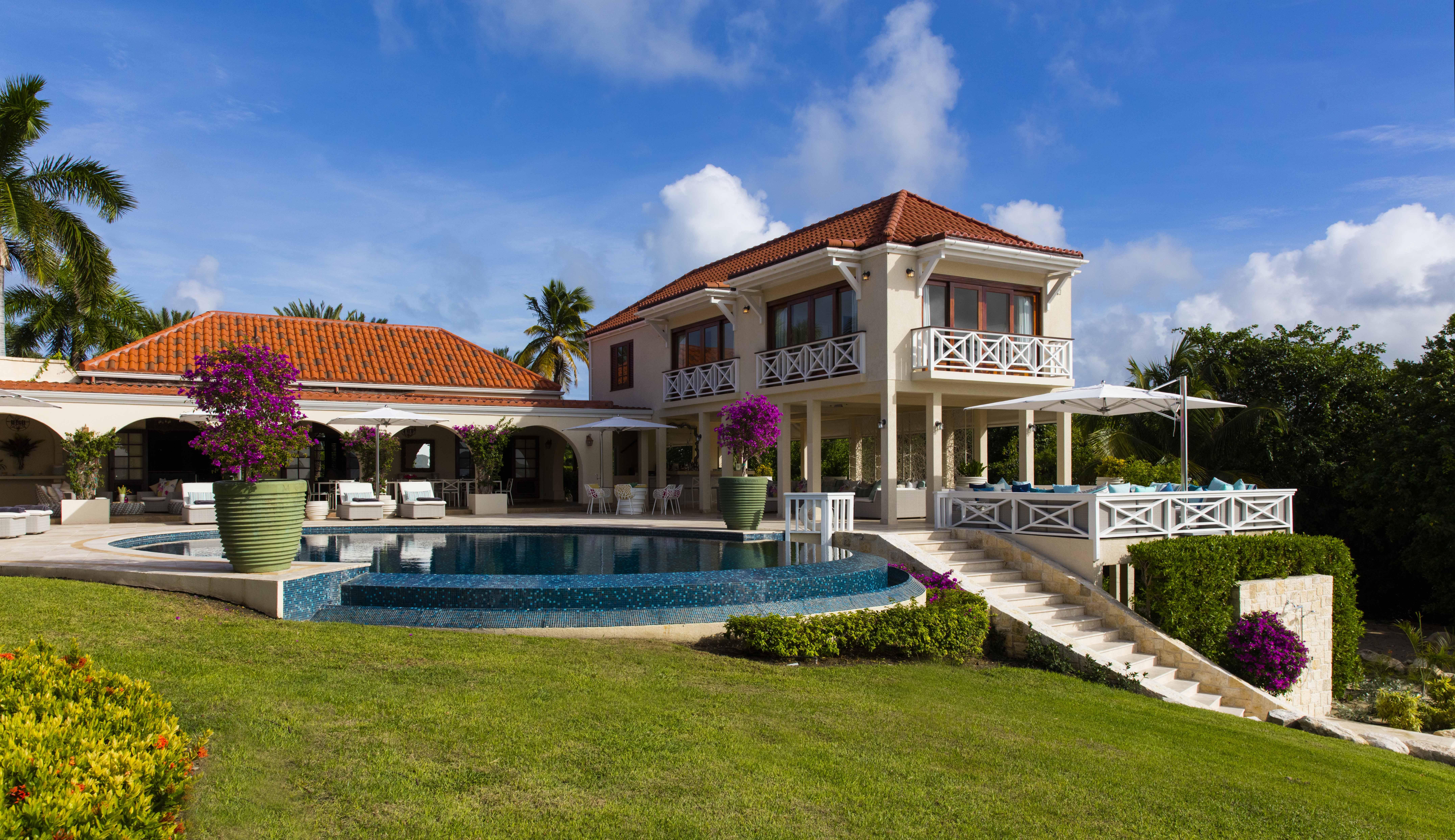 Blue Pelican Estate House