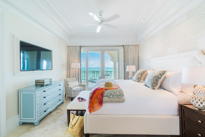 shore club resort – three bedroom penthouse oceanview