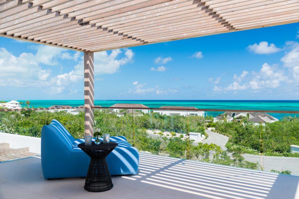 beach enclave north shore 4 bedroom oceanview villa
