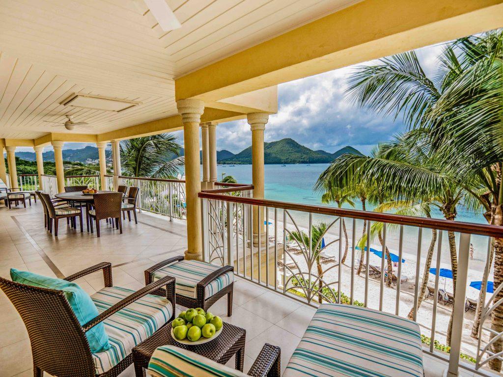 The Landings 3 Bedroom Beachfront Residence