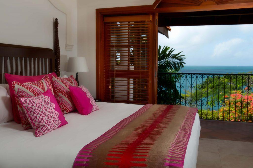 cap maison oceanview villa suite with pool and roof terrace