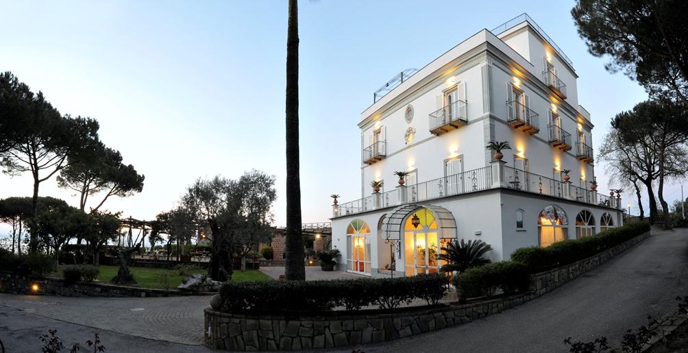 Villa Dei Due Golfi