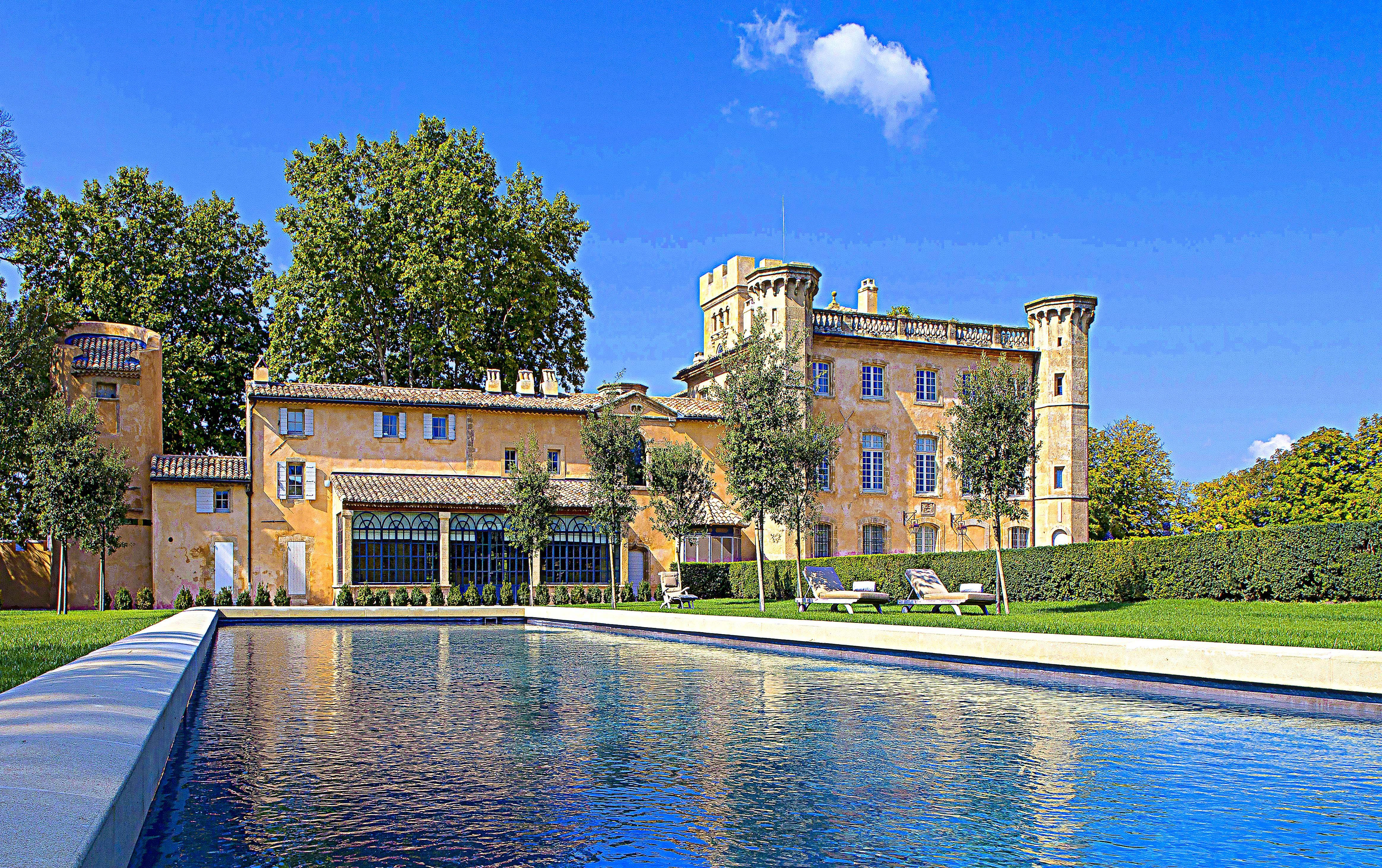Chateau de Candolle