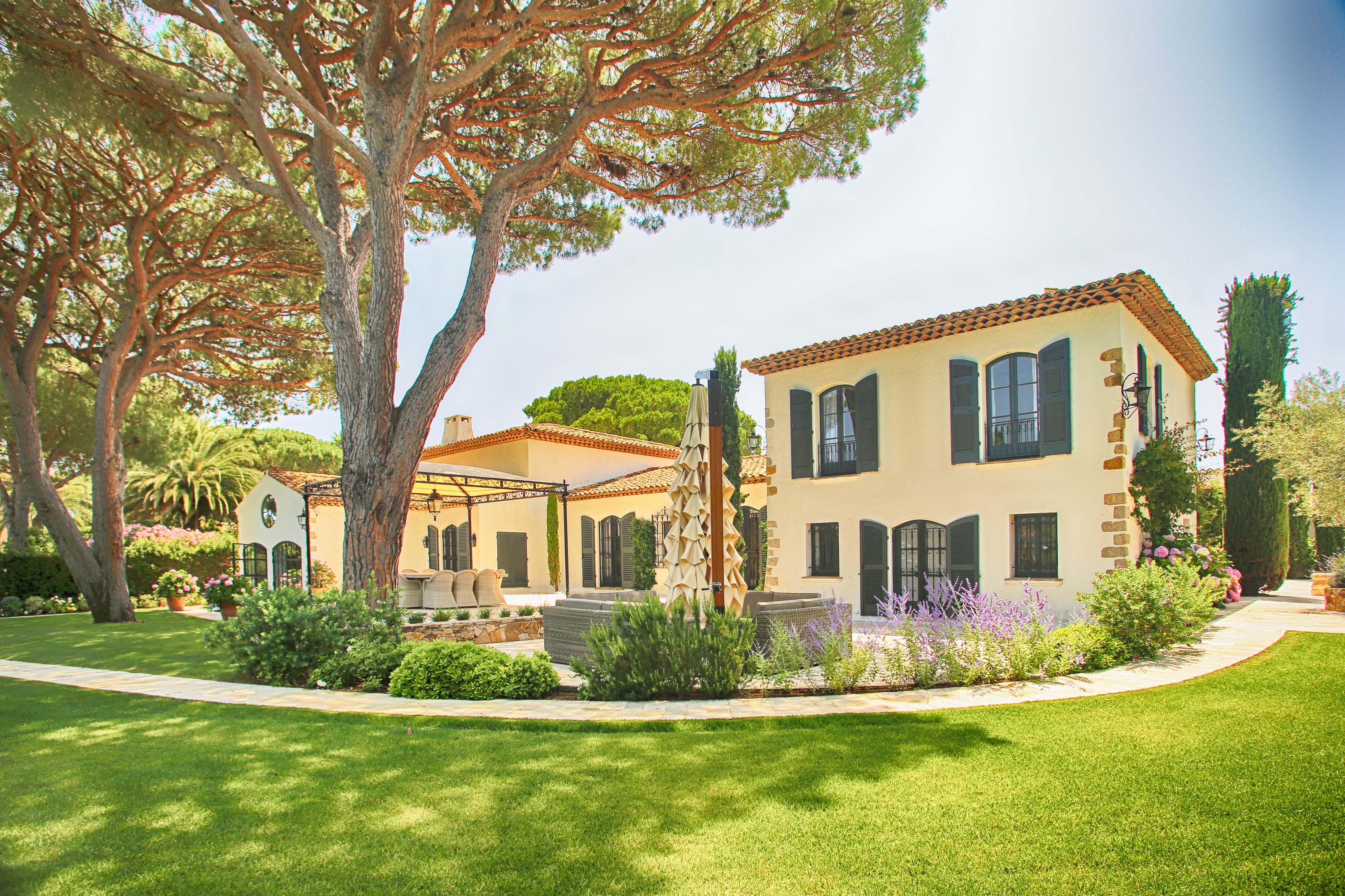 Villa des Parcs